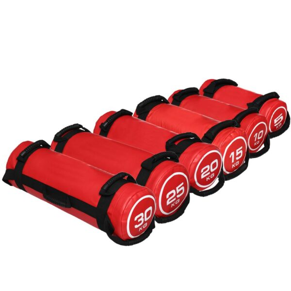 5-30kg Weight Lifting Bulgarian Sandbag Boxing Fitness Workout MMA Equipment Physical Training Exercises Power Bag