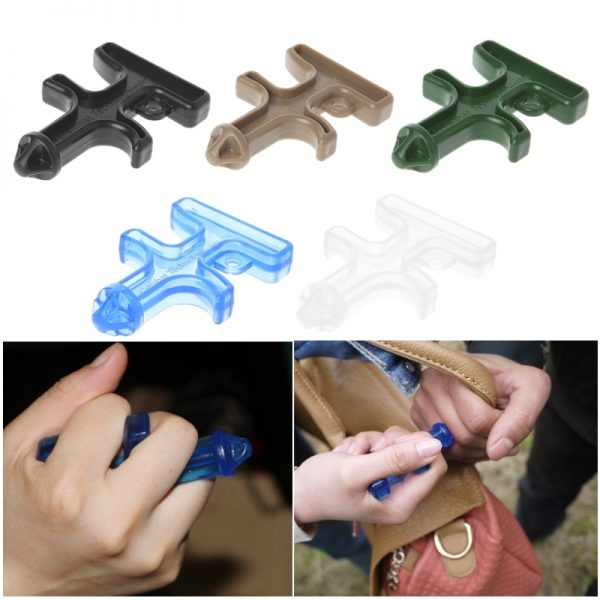 Self Defense Supplies Plastic Stinger Drill Easy Carry Security Protection Tool LX9A
