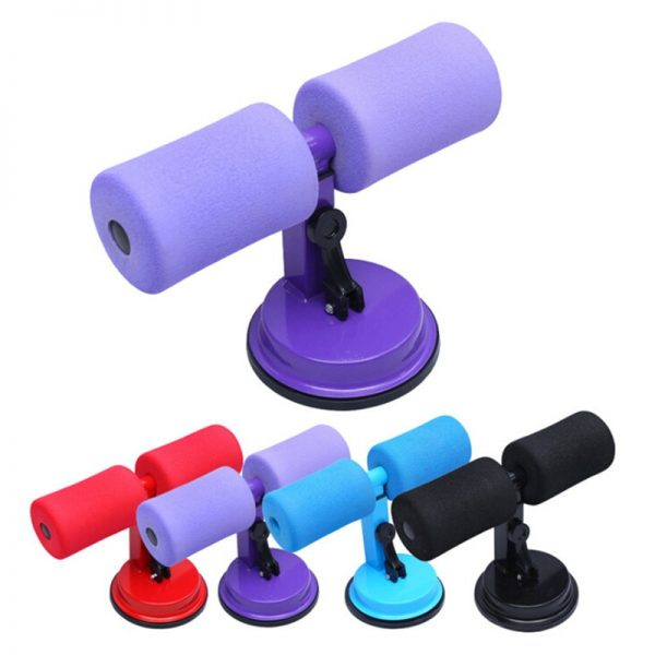 Portable Sit Up Assistant Abdominal Core Workout Sit up Bar Fitness Sit Ups Exercise Equipment uction Sport Home Gym Fast Ship