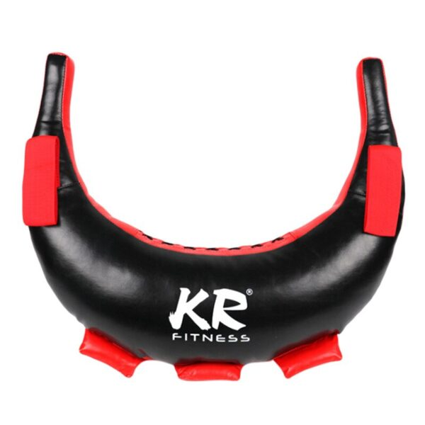 Fitness Strength Training Boxing Sand bag Weight Lifting Bulgarian Power Bag PU Leather MMA Exercise Boxing Sandbag