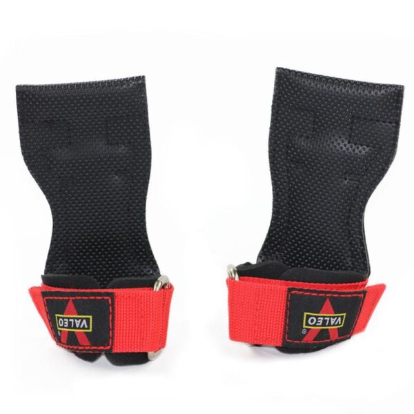 2Pc Gym Weights Weightlifting Sports Gloves Dumbbells Barbell Bodybuilding Strap Crossfit Musculation Powerlifting Gym Equipment