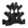 Dumbbell Rack Stand 3 Shelves Holder Dumbbells Weights Storage Handle Stand Home Office Gym Exercise Floor Bracket Equipment