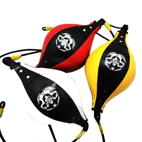 Boxing Speed Ball Vent Muay Thai Balloon Hanging Fight Reaction Bouncy Sports Training