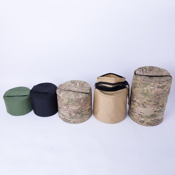 cylinder Strongman Sandbags Heavy Duty boxing gym workout fitness power sandbag for Cross Training, Weightlifting, Stone Lift