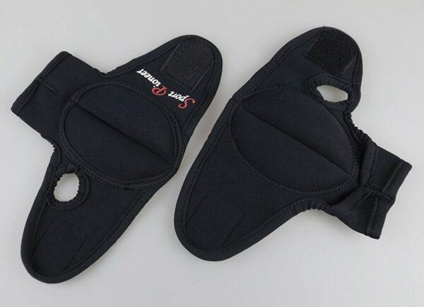 New 1kg Wrist Punch Bag Weight-Bearing Training Gloves Fitness Supplies Weight Gloves