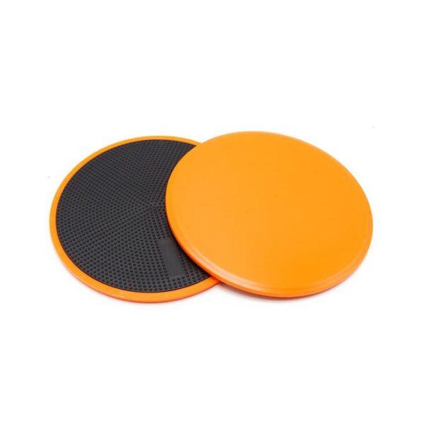 2PCS Gliding Discs Slider Fitness Disc Exercise Sliding Plate For Yoga Gym Abdominal Core Training Exercise Equipment